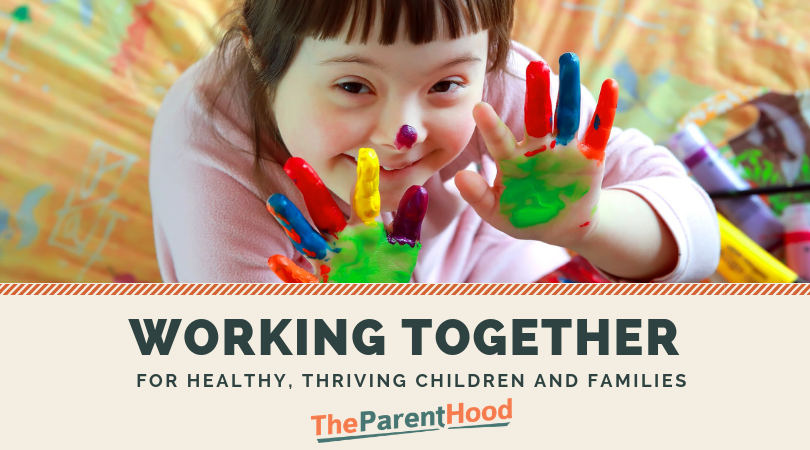 Join The Parenthood and help parents raise healthy, thriving