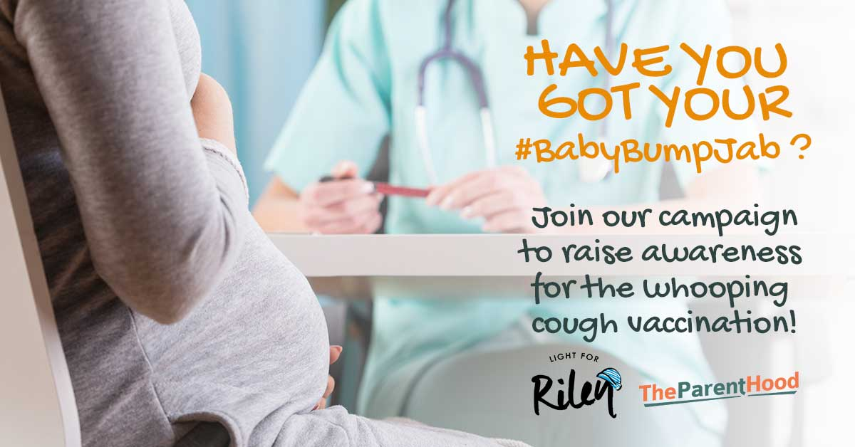 Get your #BabyBumpJab!