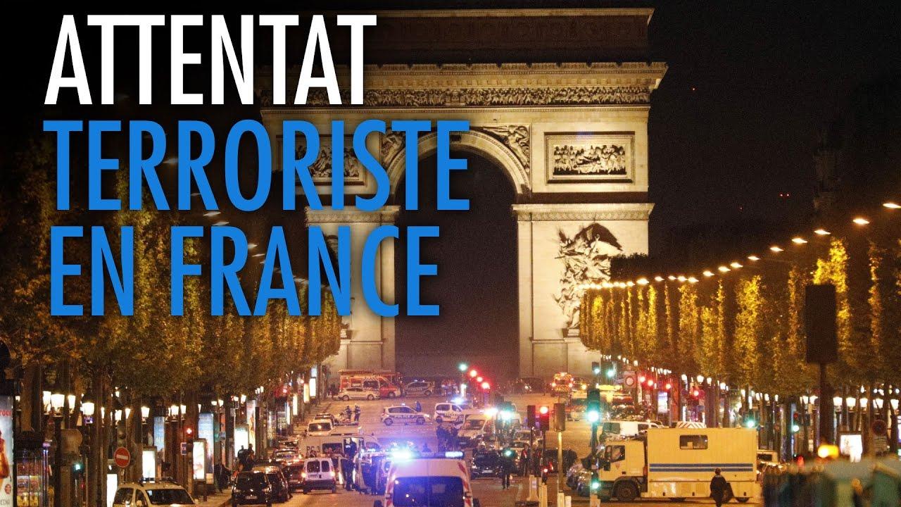 La France atteinte au coeur!