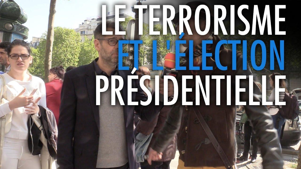 L'attentat profitera à Le Pen, pensent les Parisiens.