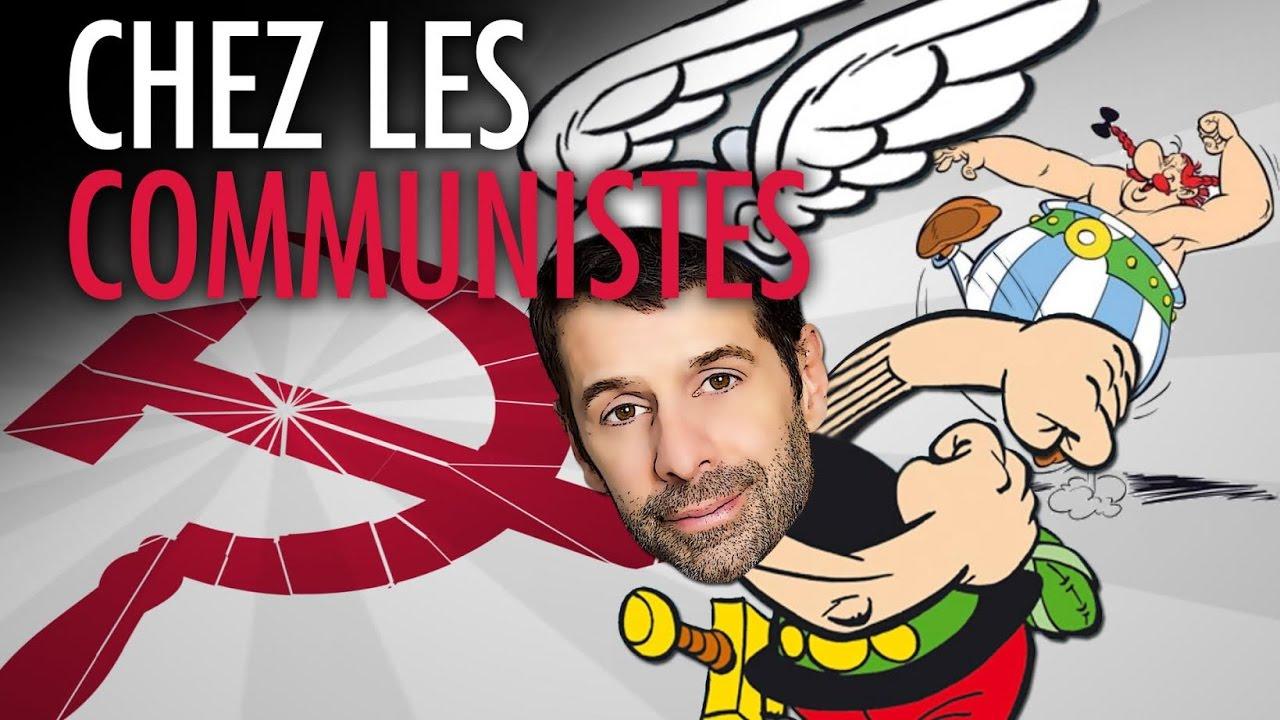 Eric Duhaime chez les communistes