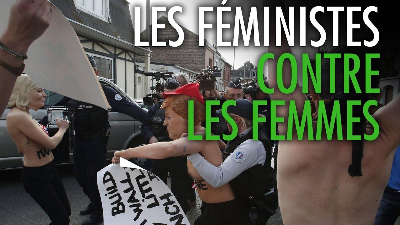 Les Féministes contre les femmes