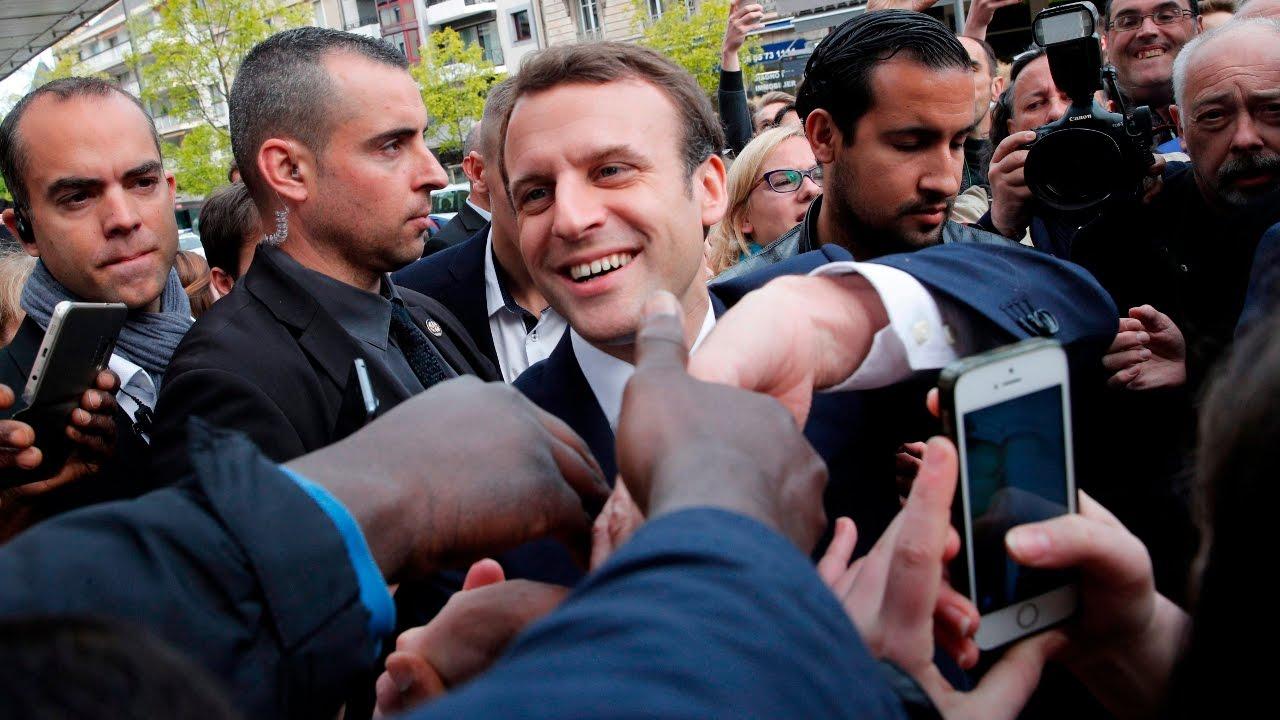 Eric Duhaime dévoile la politique d'immigration de Macron?