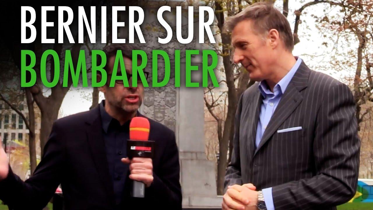 Maxime Bernier: - Fini, le BS corporatif!