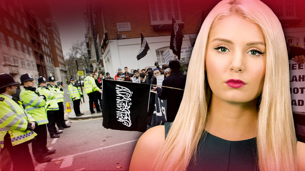 UK bans Lauren Southern but not ISIS terrorists