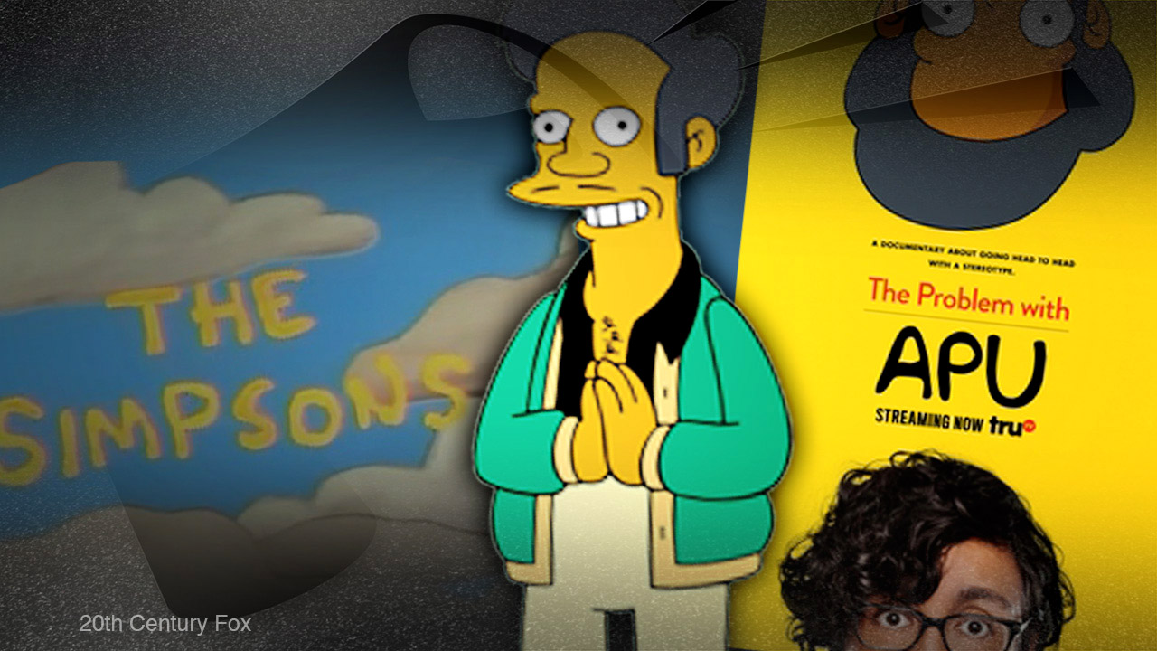 """""""The Simpson's"""" beloved """"Apu"""" character deemed offensive (after almost 30 years on TV)"""