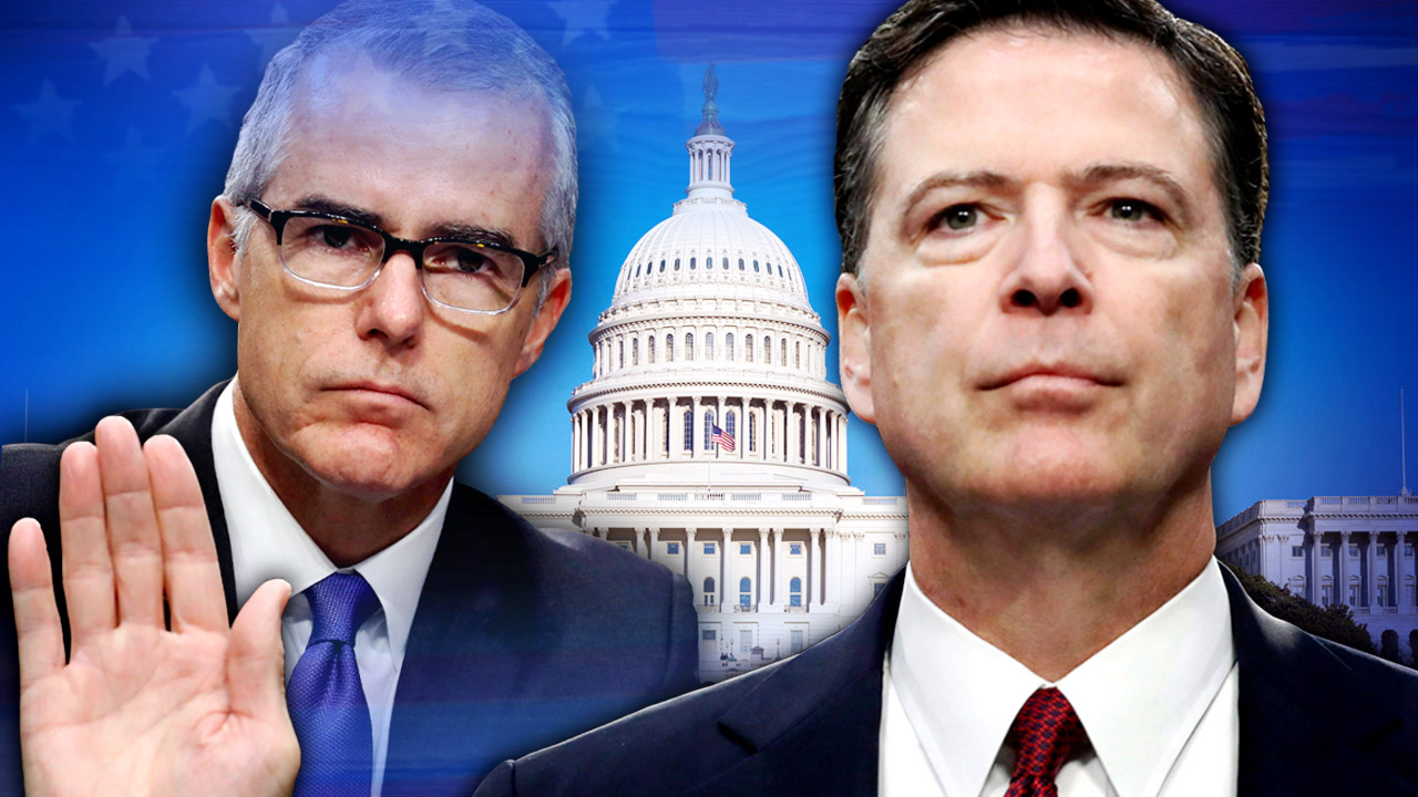 Congress refers Comey and McCabe to the DOJ for criminal prosecution, PLUS: Iran and Hezbollah recruit terrorists on America's doorstep