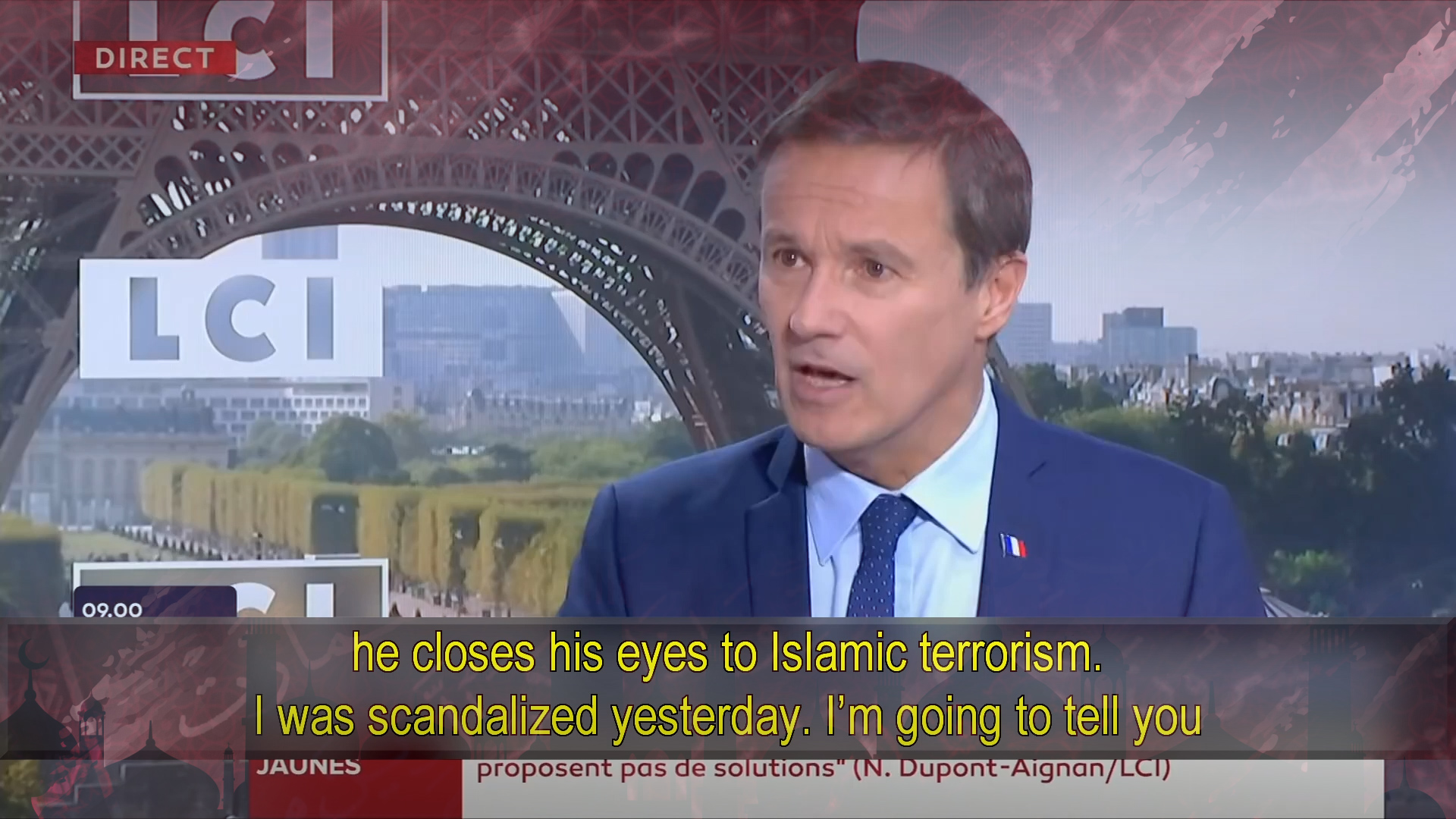 """Top 10: French MP says Macron has """"lost his mind"""""""