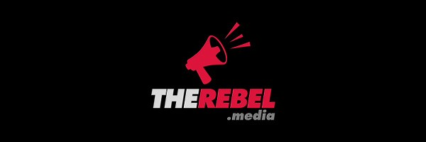 The Rebel Media Logo