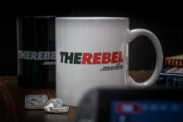 The Rebel Media Products