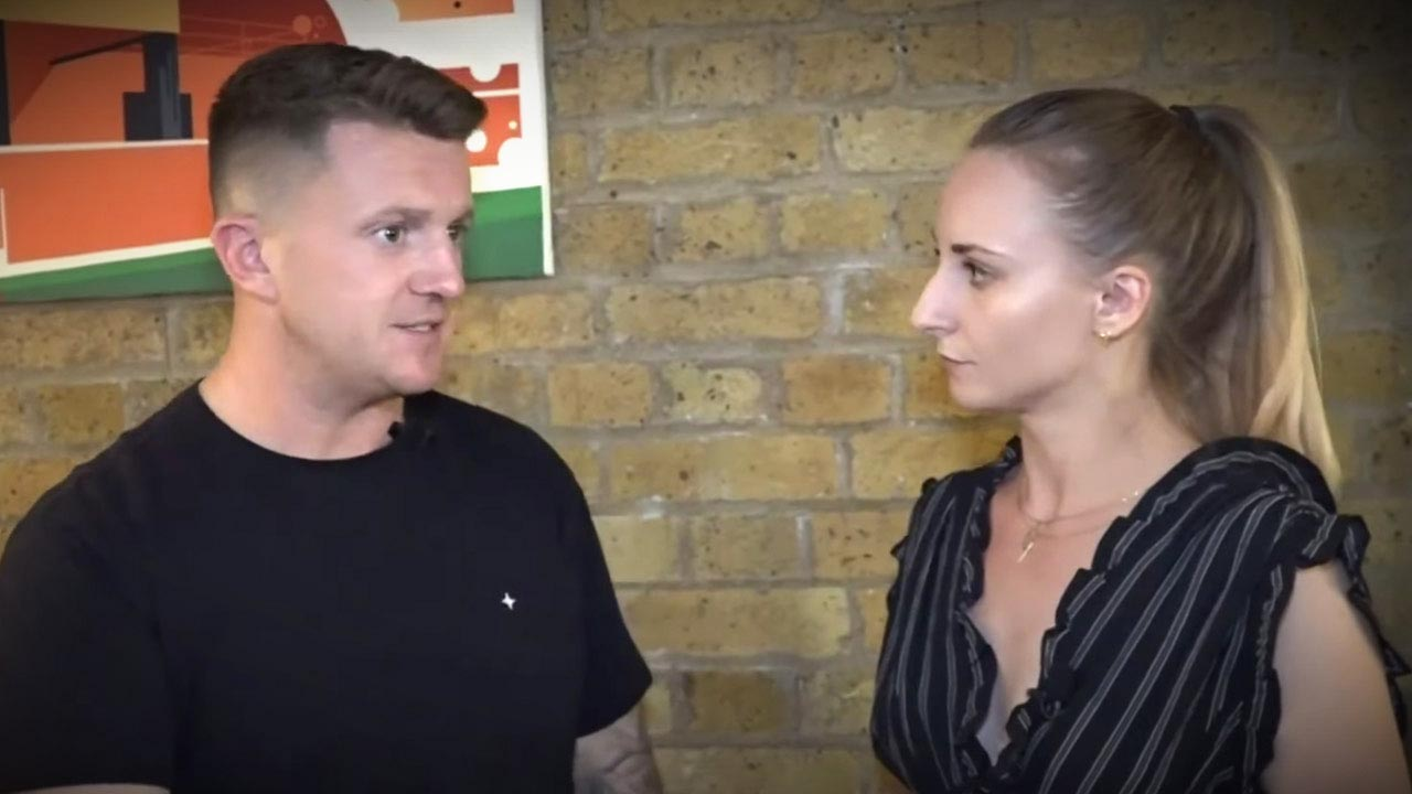"""Tommy Robinson on Trial """"The Freedom of Every Journalist is at Stake"""""""