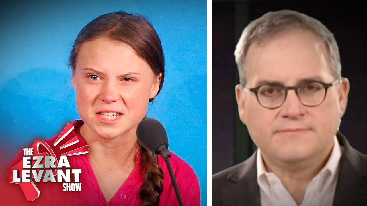 """PROOF: Greta Thunberg is """"mentally ill,"""" being """"weaponized"""""""