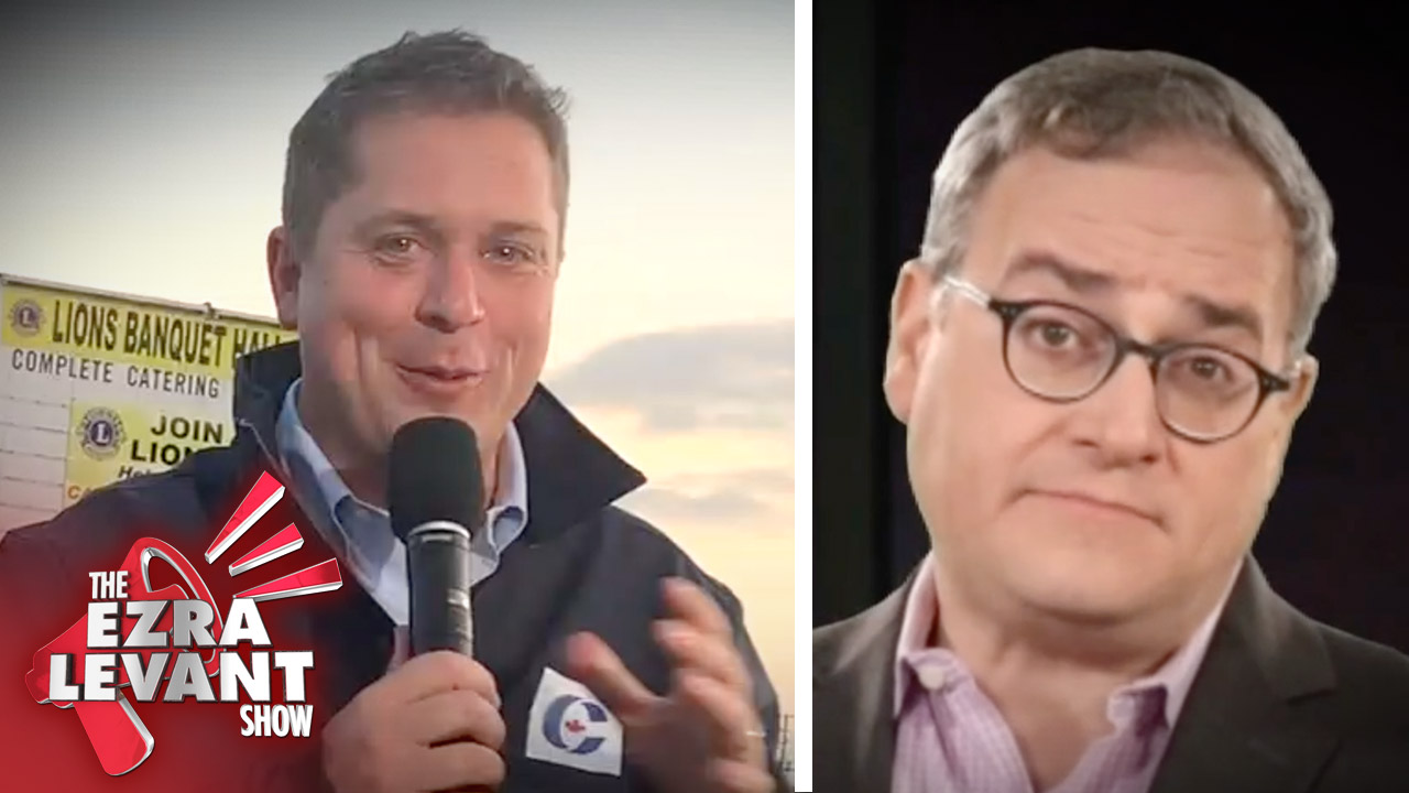 What's the deal with Andrew Scheer, Rebel News and the David Menzies arrest?