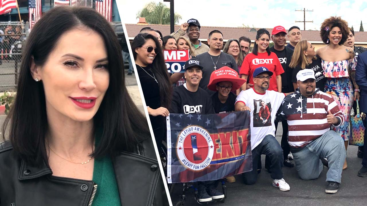 Lexit activists speak out in Los Angeles: Why Latinos are leaving the Democrat party