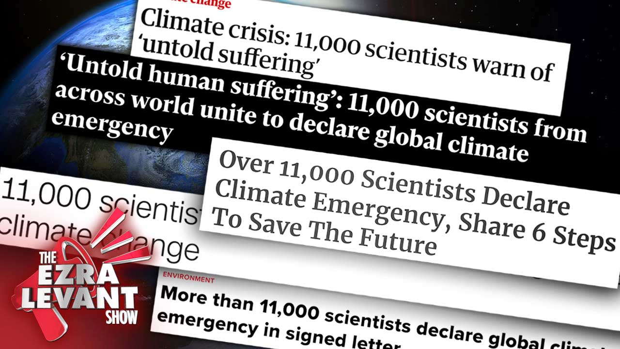 11,000 'scientists' warn of 'untold suffering' from climate change: Meet the Canadians who made the list!