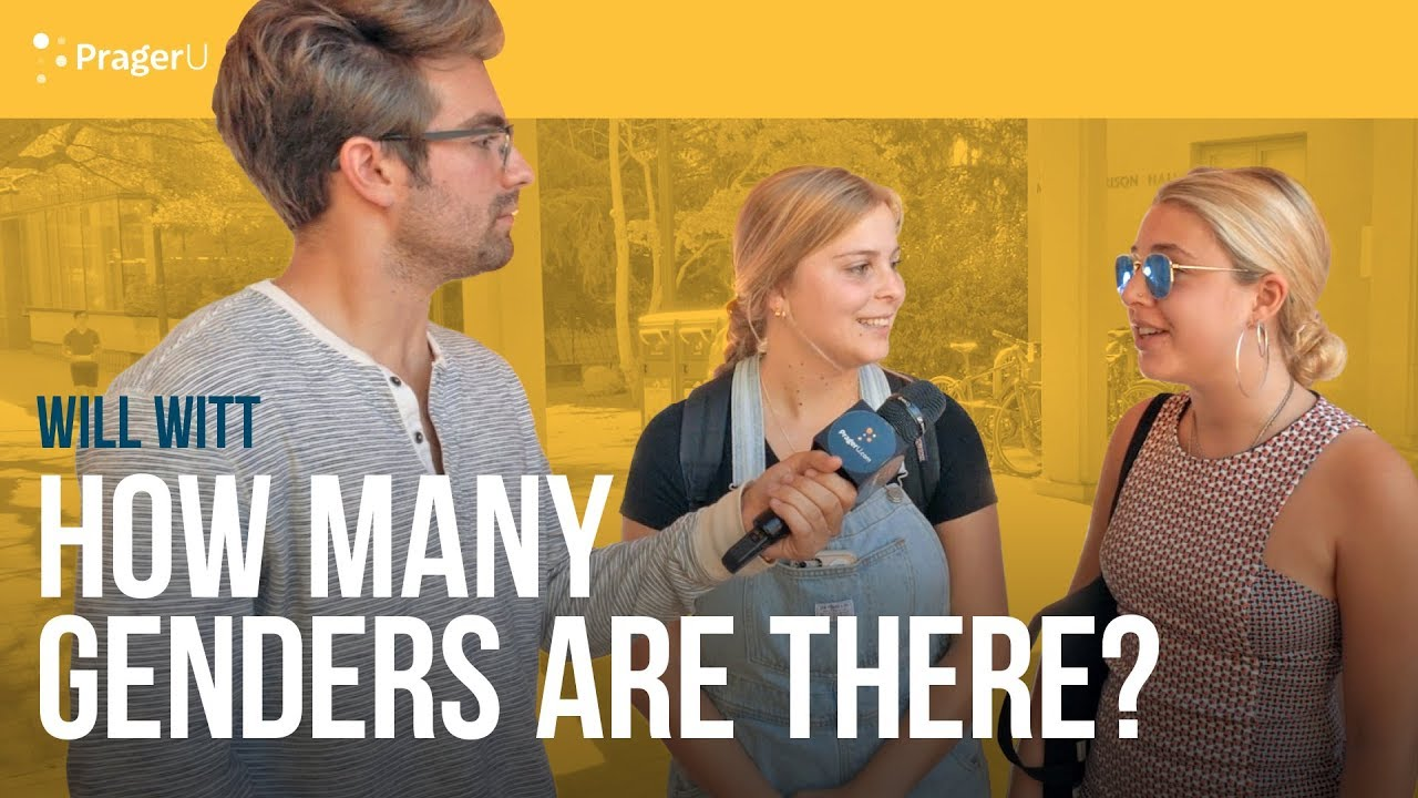 (WATCH) PragerU: How many genders are there?