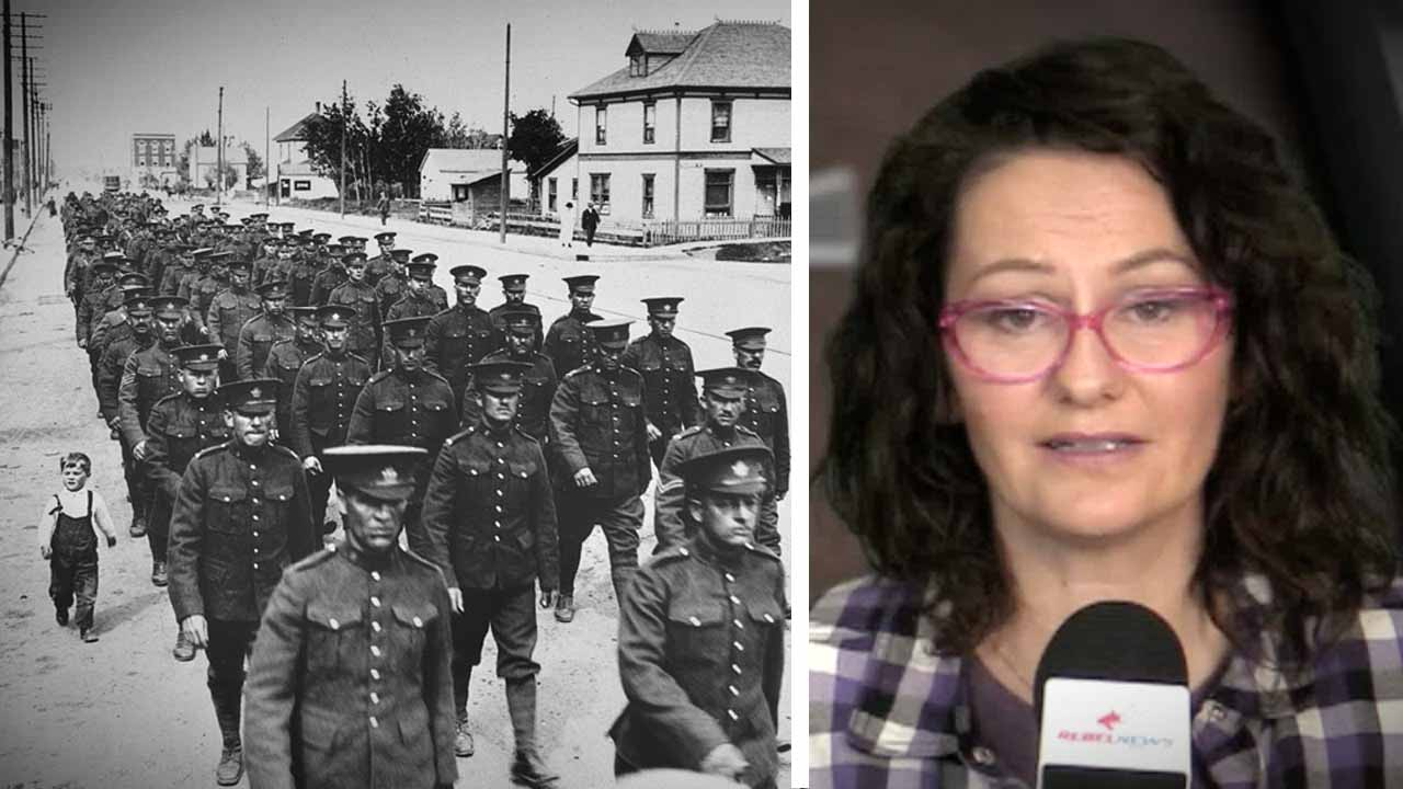 Alberta MLA: Veterans fought to protect abortion rights