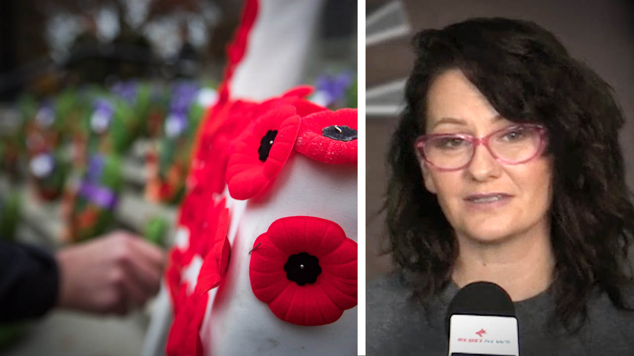 "UBC professor insults non-diverse ""frat boys"" laying wreaths at Remembrance Day"