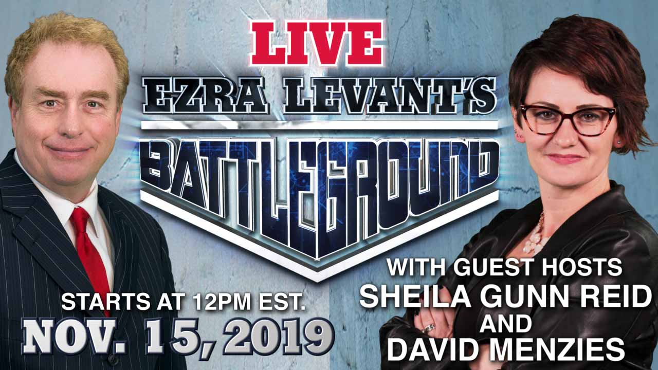 BATTLEGROUND | SHEILA GUNN REID LIVE! Don Cherry feels the support and #FireJessicaAllen ramps up!