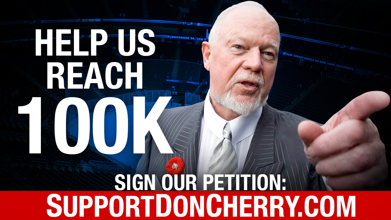 SUPPORT DON CHERRY: Let's get to 100,000 names by November 19!