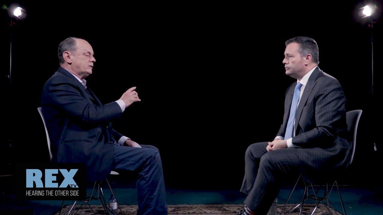 (WATCH) Rex Murphy interviews Premier Jason Kenney