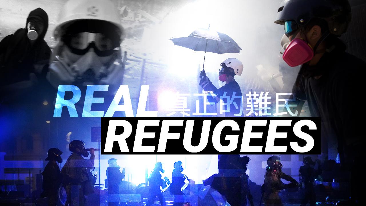 REAL REFUGEES: Bring freedom-loving Hong Kong protesters to Canada
