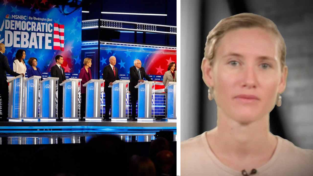 RECAP of the Democratic Debate: Who won, who's crazy