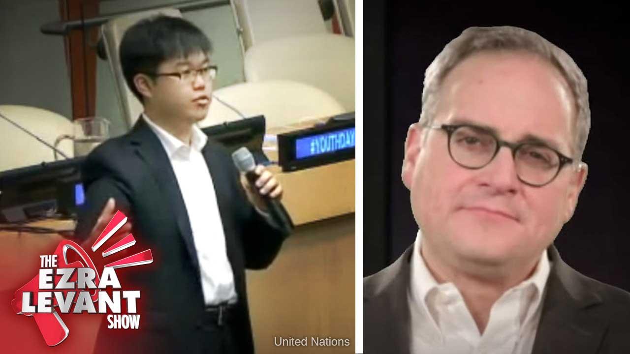 Anti-oil Steve Lee given access to Canadian schoolchildren to spread global warming propaganda