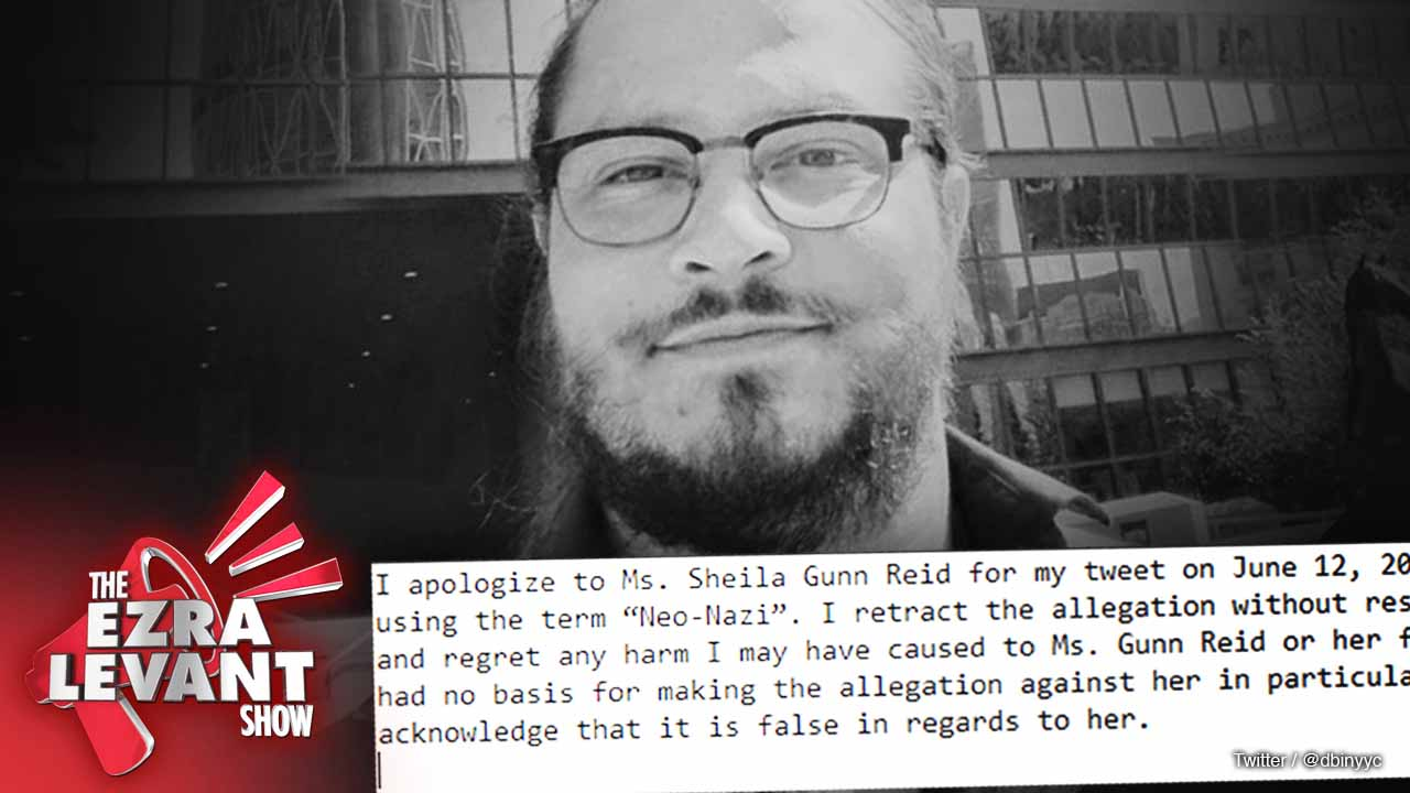 "Calgary academic apologizes, pays up after falsely calling a Rebel reporter a ""Neo-Nazi"""