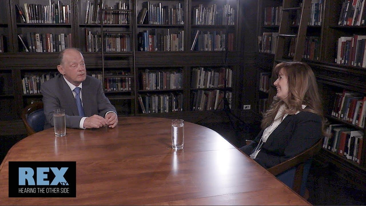 (WATCH) Rex Murphy interviews Jocelyn Bamford