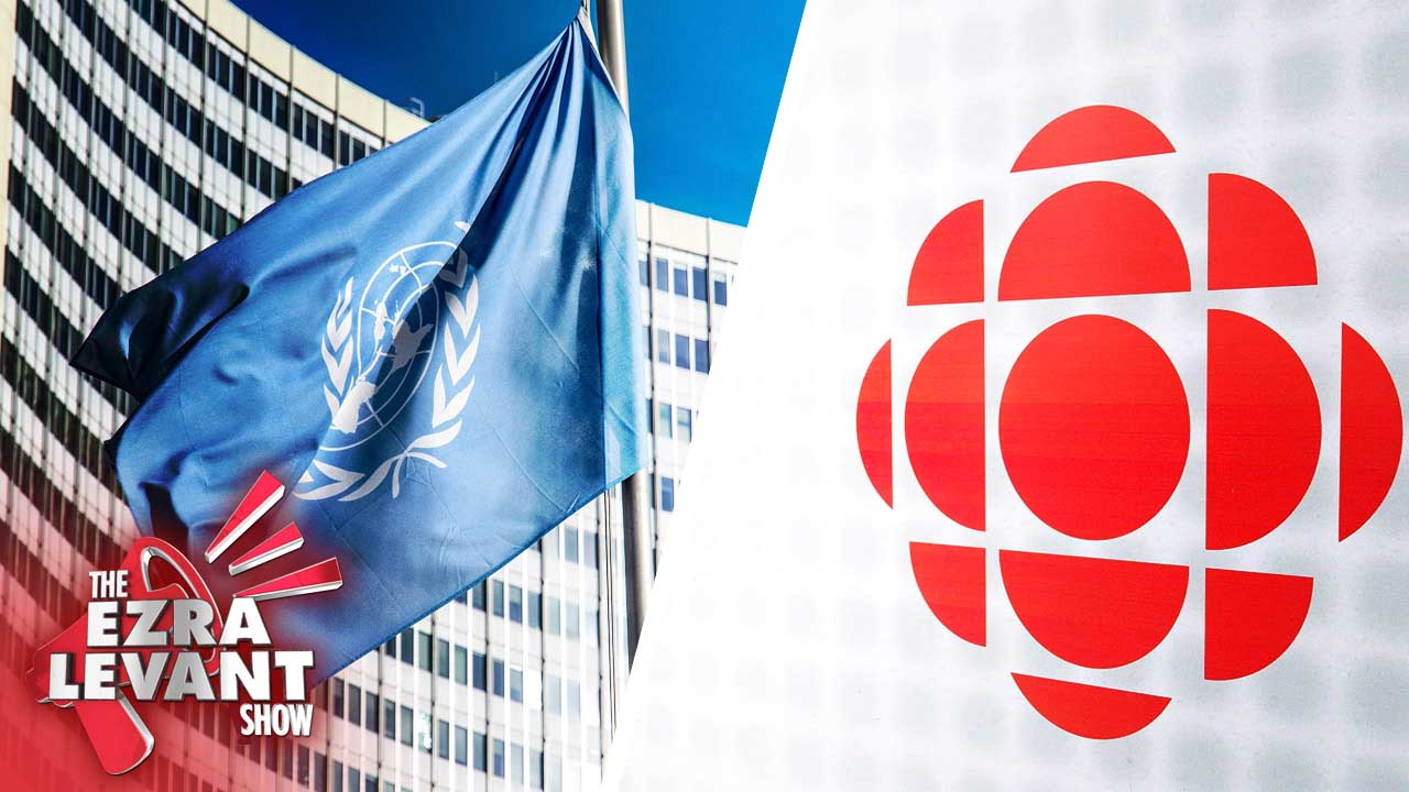 CBC and United Nations compete to spread this multi-trillion dollar global warming lie