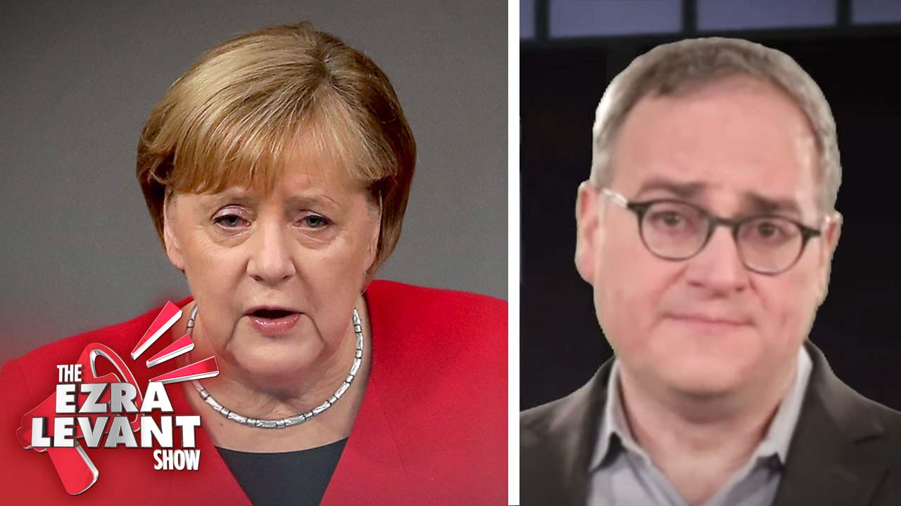 Angela Merkel is undoing Germany through censorship