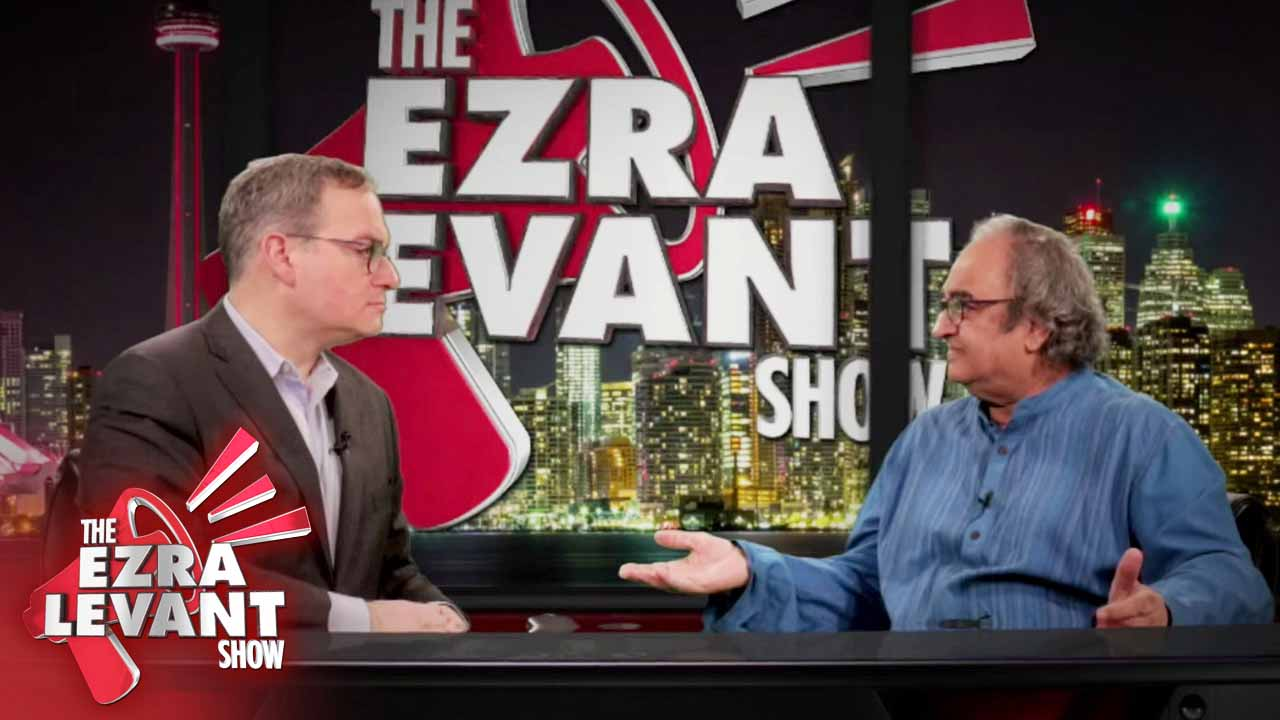 Tarek Fatah on YorkU's antisemitic brawl and Islam, Judaism and Trudeau