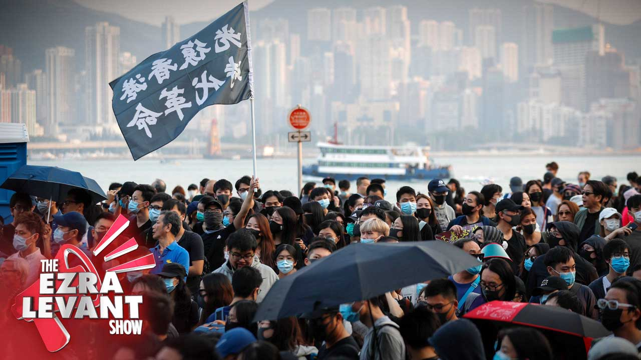Gordon Chang: Popular support of Hong Kong's guerrilla protesters should scare China