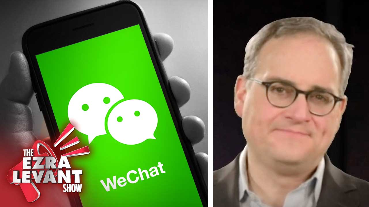 Beijing monitors, blocks Canadian messages sent through Chinese WeChat app