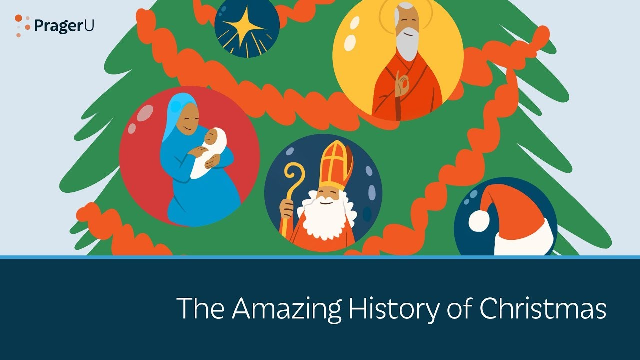 (WATCH) PragerU: The amazing history of Christmas