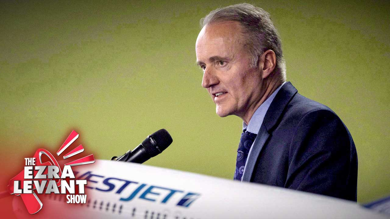 "WestJet's globalist CEO Ed Sims ""won't tolerate"" talk of Wexit"