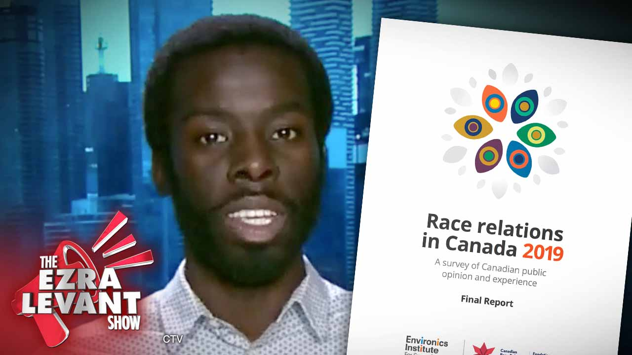 Racism activists outraged by new study showing Canada isn't a racist country