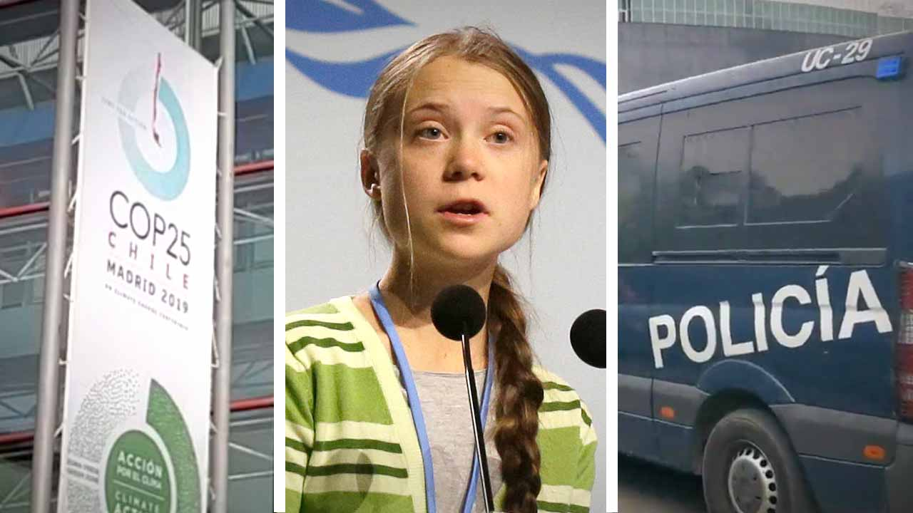 Greta, eugenics and fossil fuels: Another UN climate change summit fails to save the earth