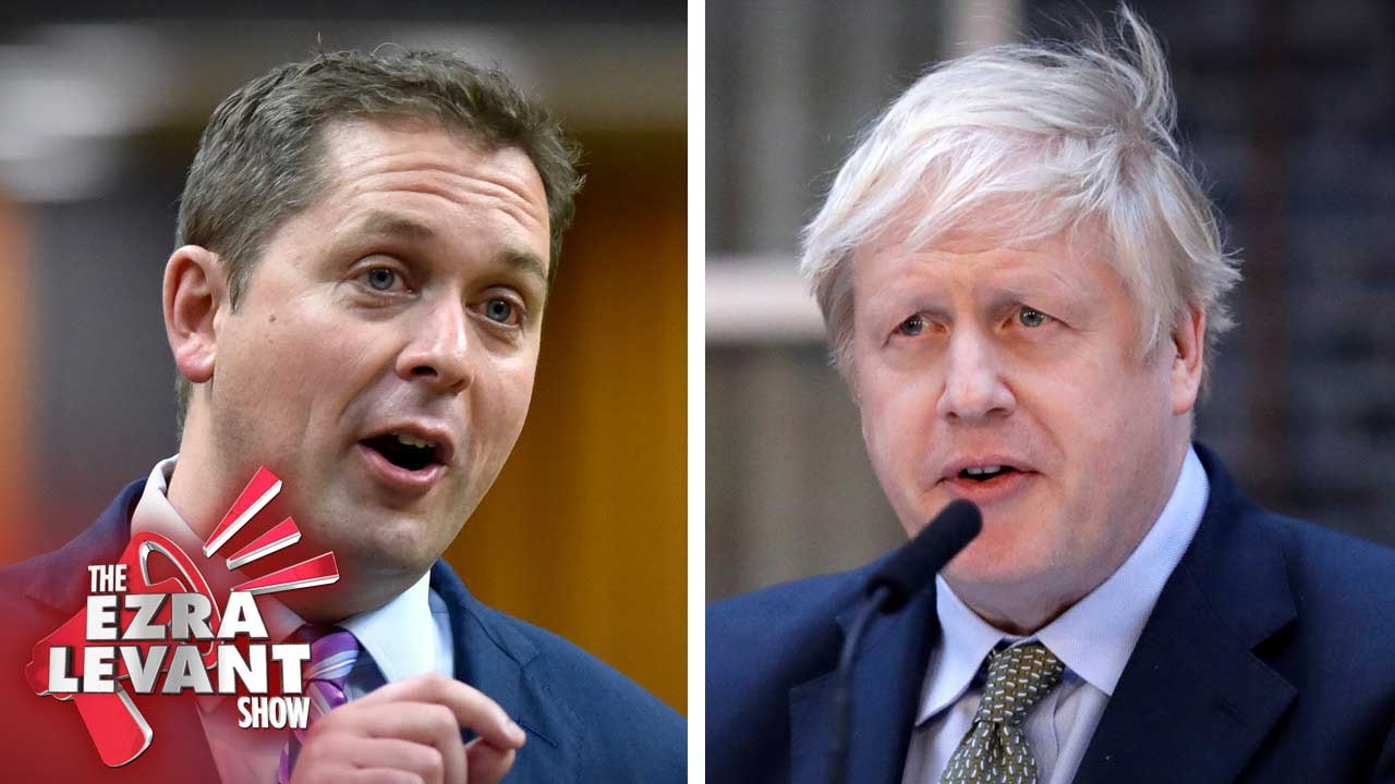 Boris Johnson wins and Andrew Scheer resigns: What should Conservatives learn?