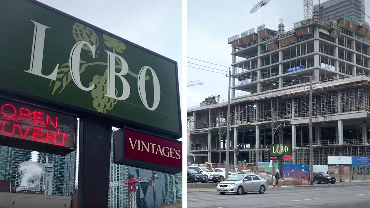 Ontario's Liquor Control Board sells fancy property to move into another fancy property
