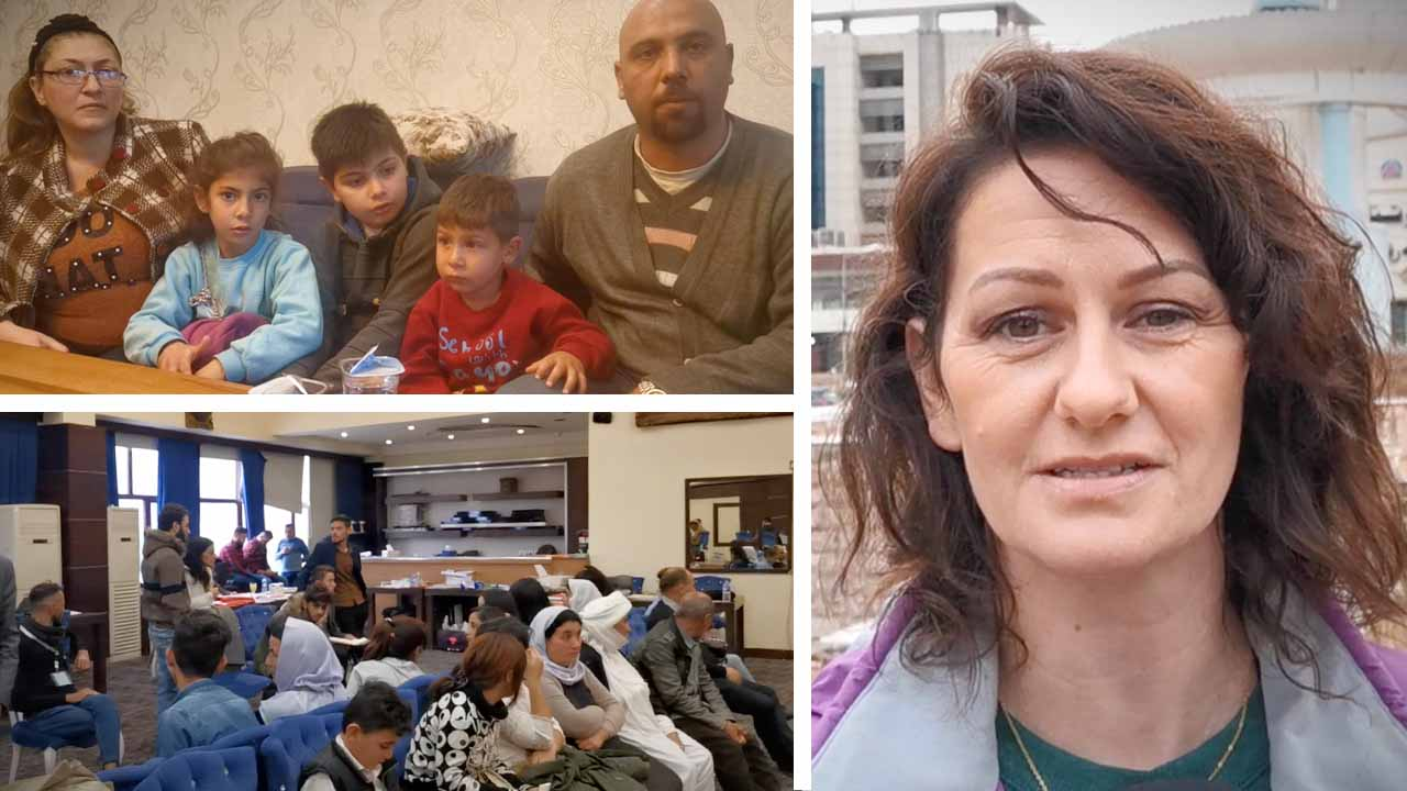 """Pay money or be killed"": Interviewing a Syrian Christian family escaping extremists"