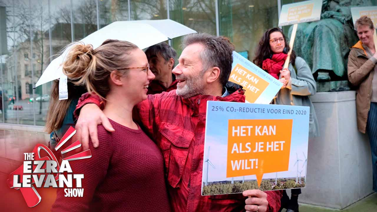 Dutch court orders progressive politicians to lower greenhouse gas emissions