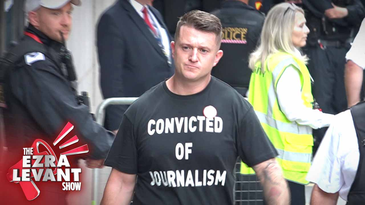 Tommy Robinson's 2019 in review with Rebel News