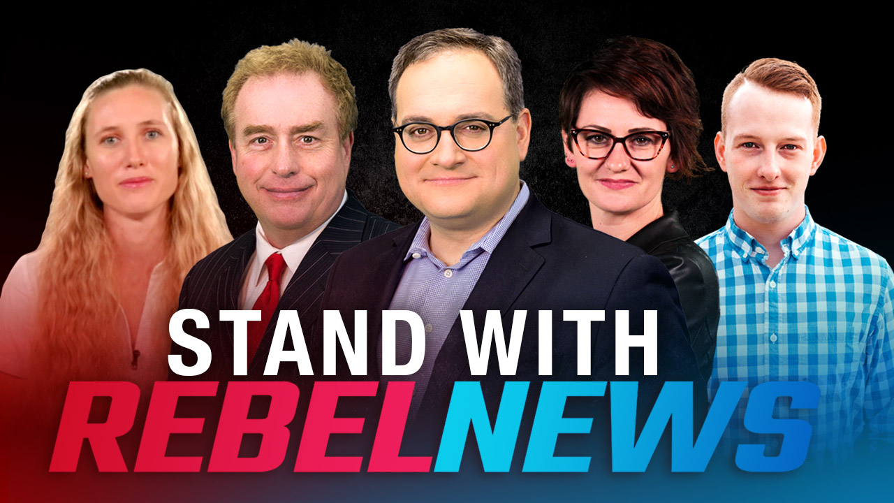 Stand with Rebel News: We have huge plans for 2020!