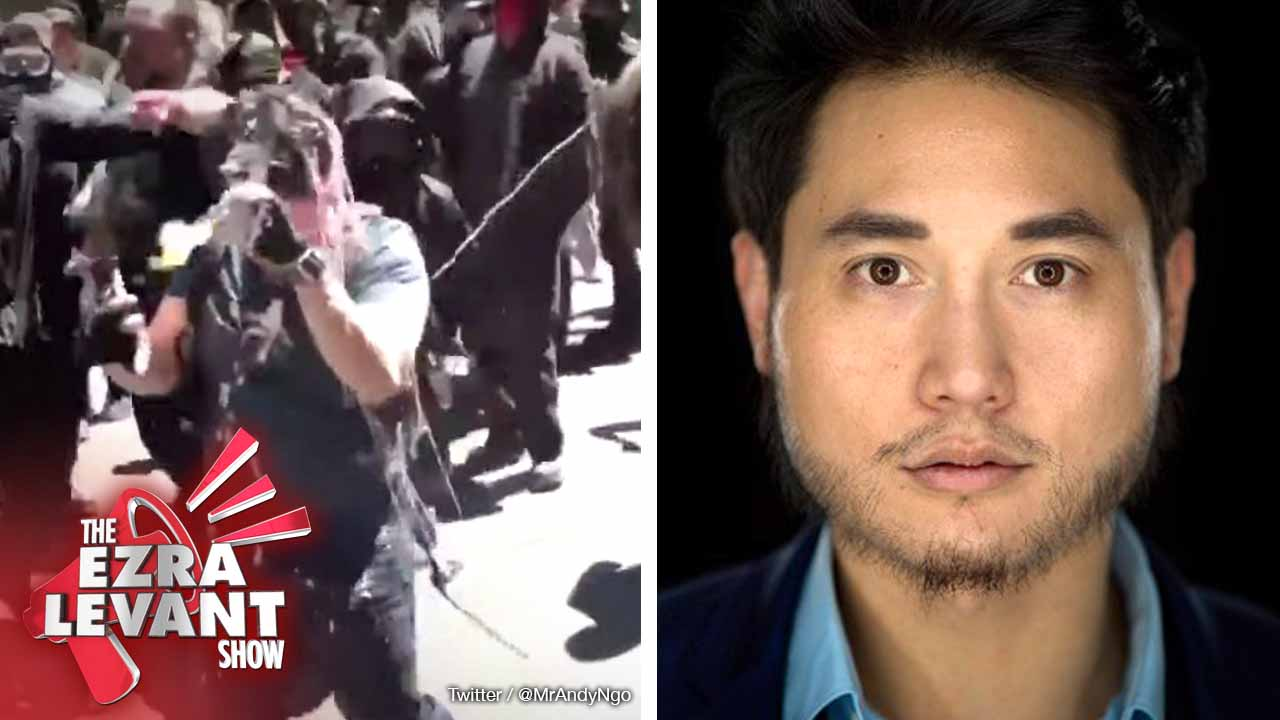 John Carpay: Pretext for cancelling Andy Ngo's UBC speech is 'safety and security'