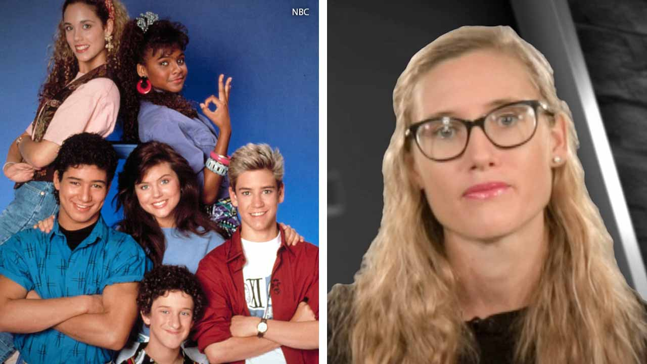 Saved By The Bell joins trend of woke Hollywood with transgender actor