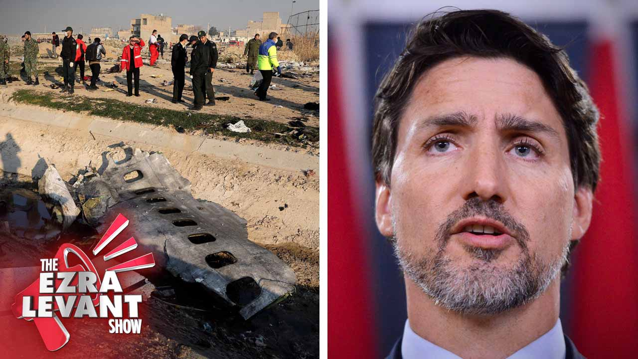 BAN IRAN! How Canada should respond to 63 Canadians killed in Iranian plane crash