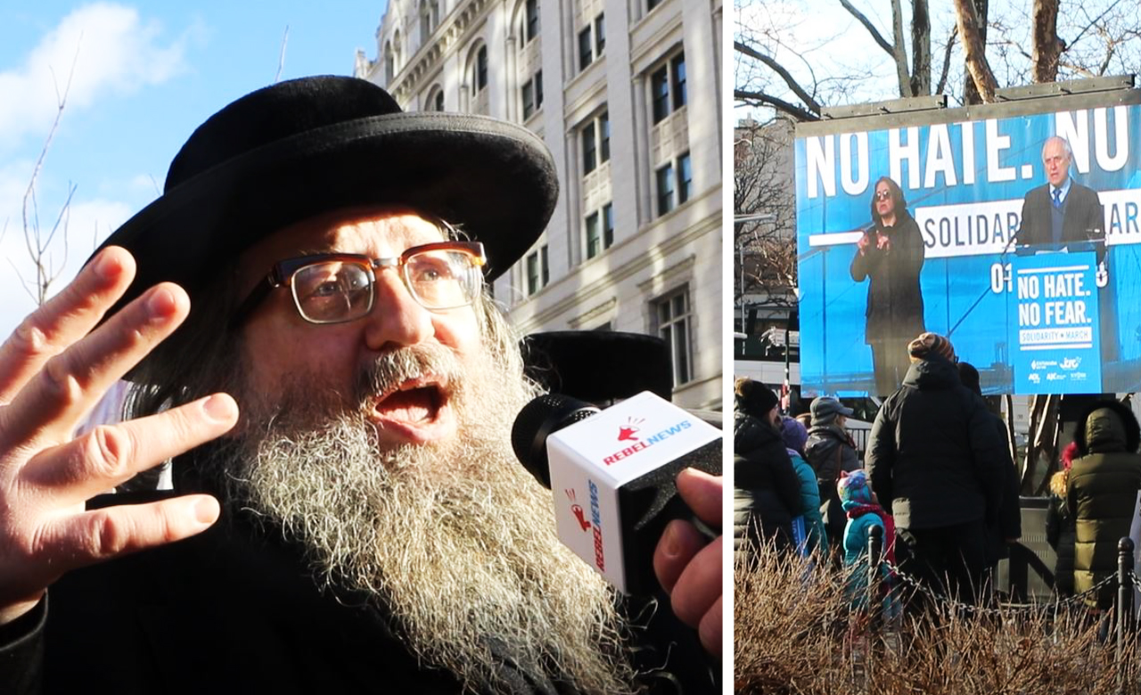 Meet the small extremist Jewish sect who blame Israel for antisemitism