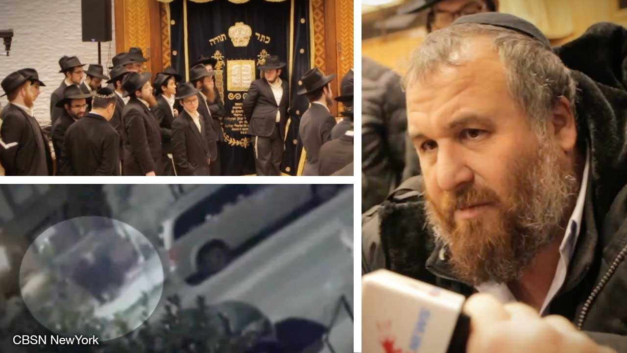 Antisemitic attacks prompt Jews in NY, NJ to arm themselves